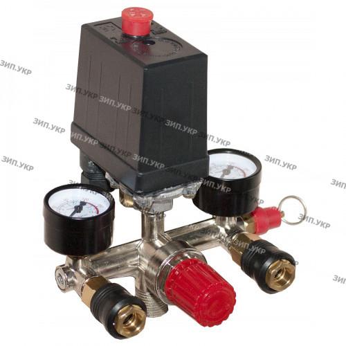 Автоматика компресора 220 вольт 20А в зборі тип 3 Профі