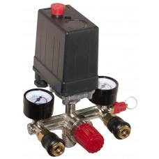 Автоматика компресора 380 вольт 20А в зборі тип 3 Профі