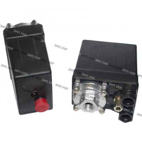 Прессостат компрессора 380 вольт 20А 1 выход