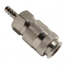 Быстроразъемное соединение компрессора под шланг 10мм