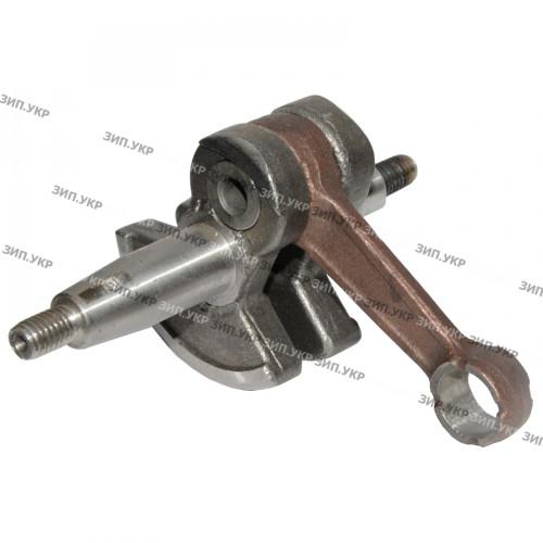 Колінвал мотокоси 44-5 (520, 5200) 1E44F