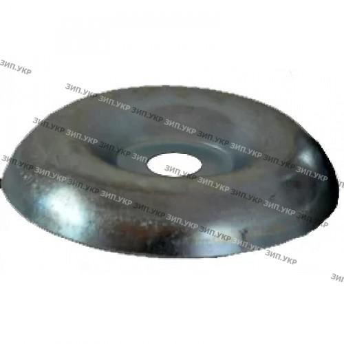 Крышка нижнего редуктора бензокосы